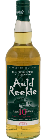 WHISKY AULD REEKIE 10 YEAR OLD