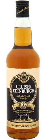 WHISKY CRUISER EDINBURGH SPECIAL EDITION