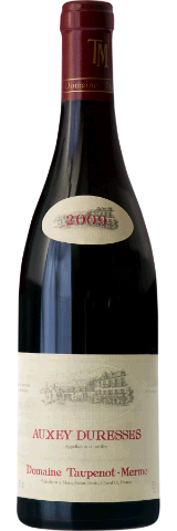 AUXEY-DURESSES ROUGE 2009. Domaine Taupenot-Merme