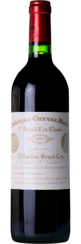 CHATEAU CHEVAL BLANC 1995. Chateau Cheval Blanc / Heritiers Fourcaud-Laussac